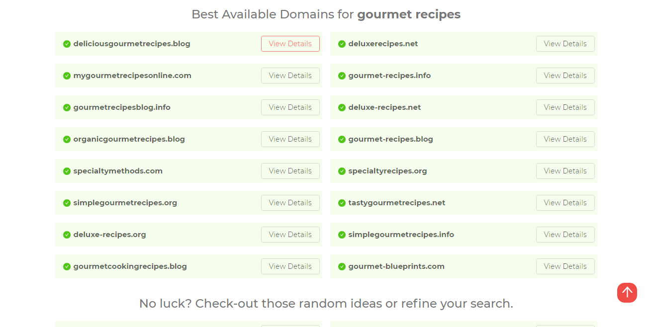 Blog Name Generators – Find a Name for Your WordPress Blog