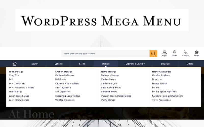 How To Create A WordPress Mega Menu For Your Website?