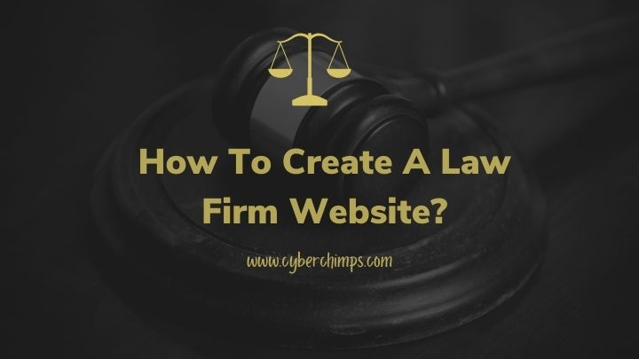 How To Build A Law Firm Website Using Responsive theme With WordPress?