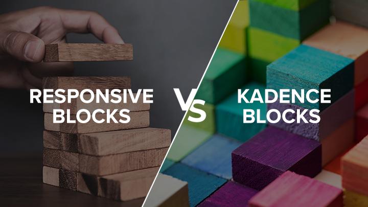 Gutenberg: Responsive Blocks vs. Kadence Blocks Comparison and Review